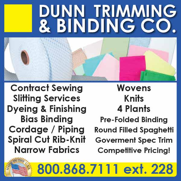 Dunn Trimming and Binding