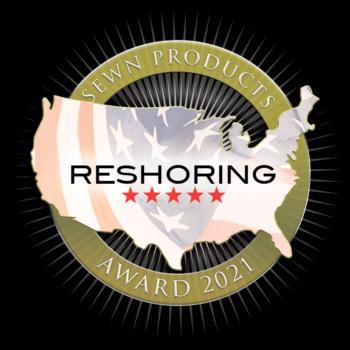 seams reshoring award 2021